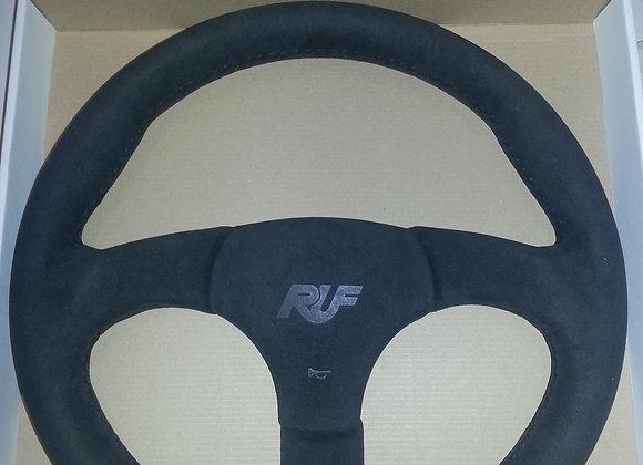 RUF Steering Wheel (Alcantara) - Porsche 911/930 Non Airbag