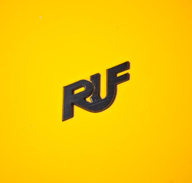 1987 RUF CTR Yellowbird