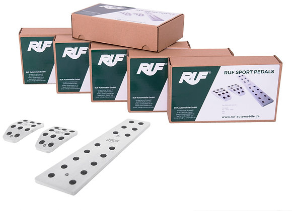 RUF Pedal Set - Porsche 911/930 Models (Manual Only)