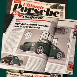 Ultimate Porsche Magazine May 2018