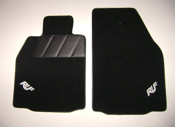 RUF Floor Mats LHD and RHD - 991 Series