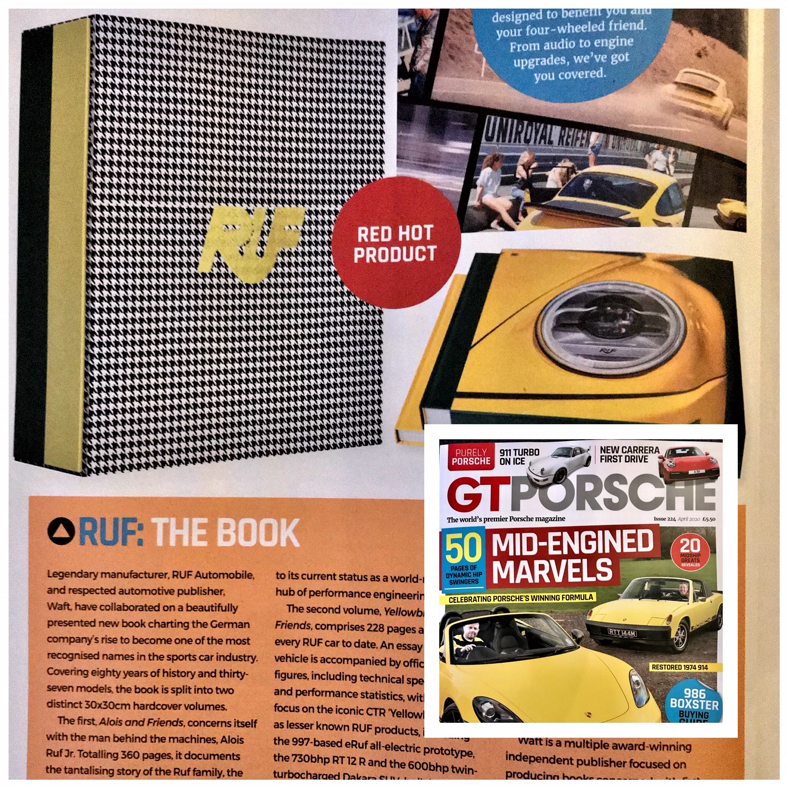 GT Porsche Magazine - April 2020