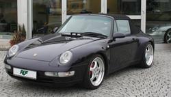1997 Porsche 911 993 C4 Cabriolet