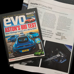 Evo Magazine August 2018