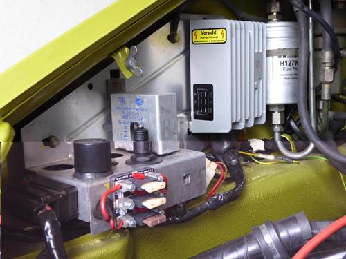 porsche 911 rear fuse panel 1969 - 1989