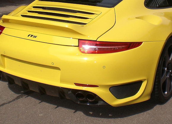 RUF Rear Bumper Kit - RT35 Design - 991 Series