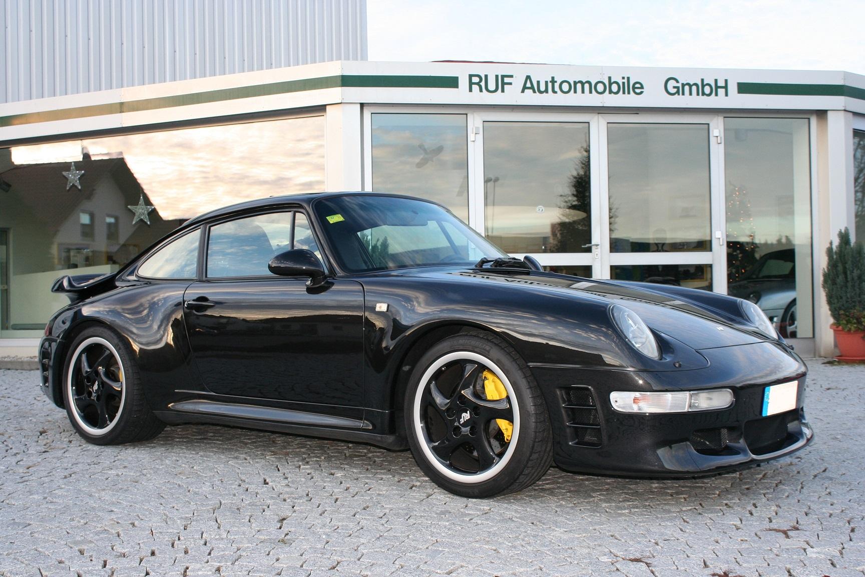 1998 Porsche RUF Turbo R Conversion