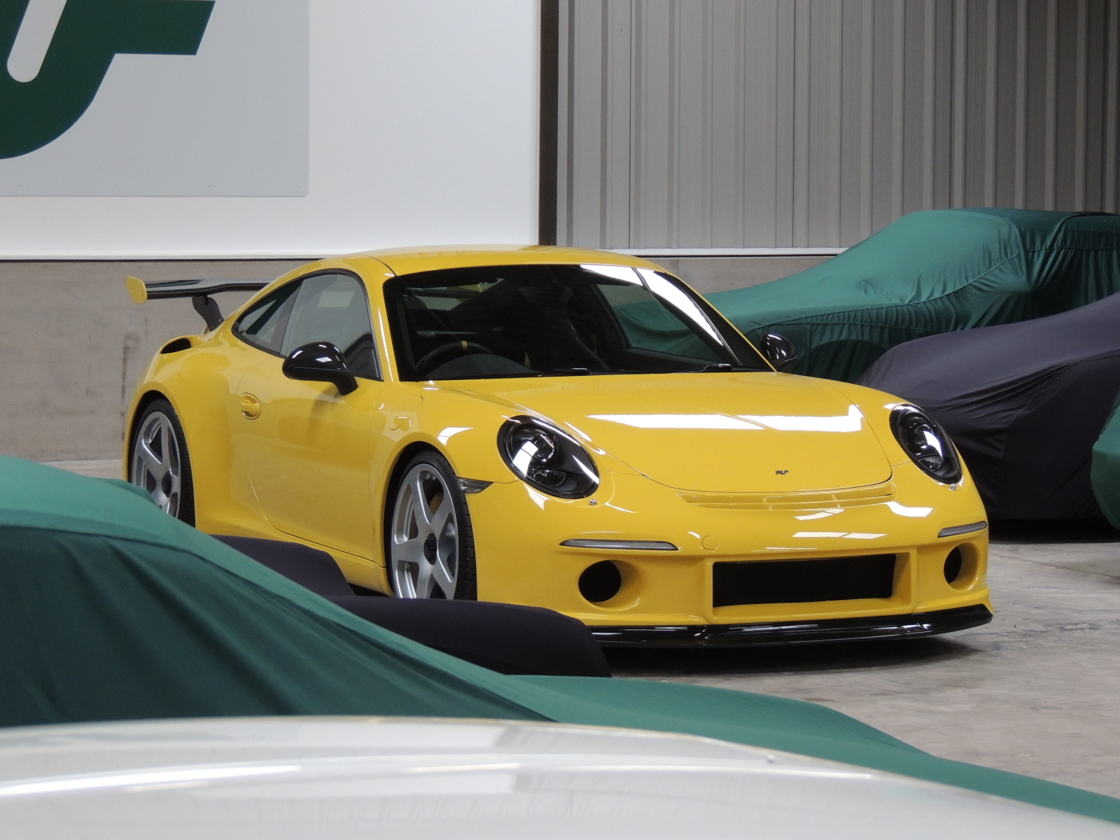 2013 RUF RtR 'Narrow Body'