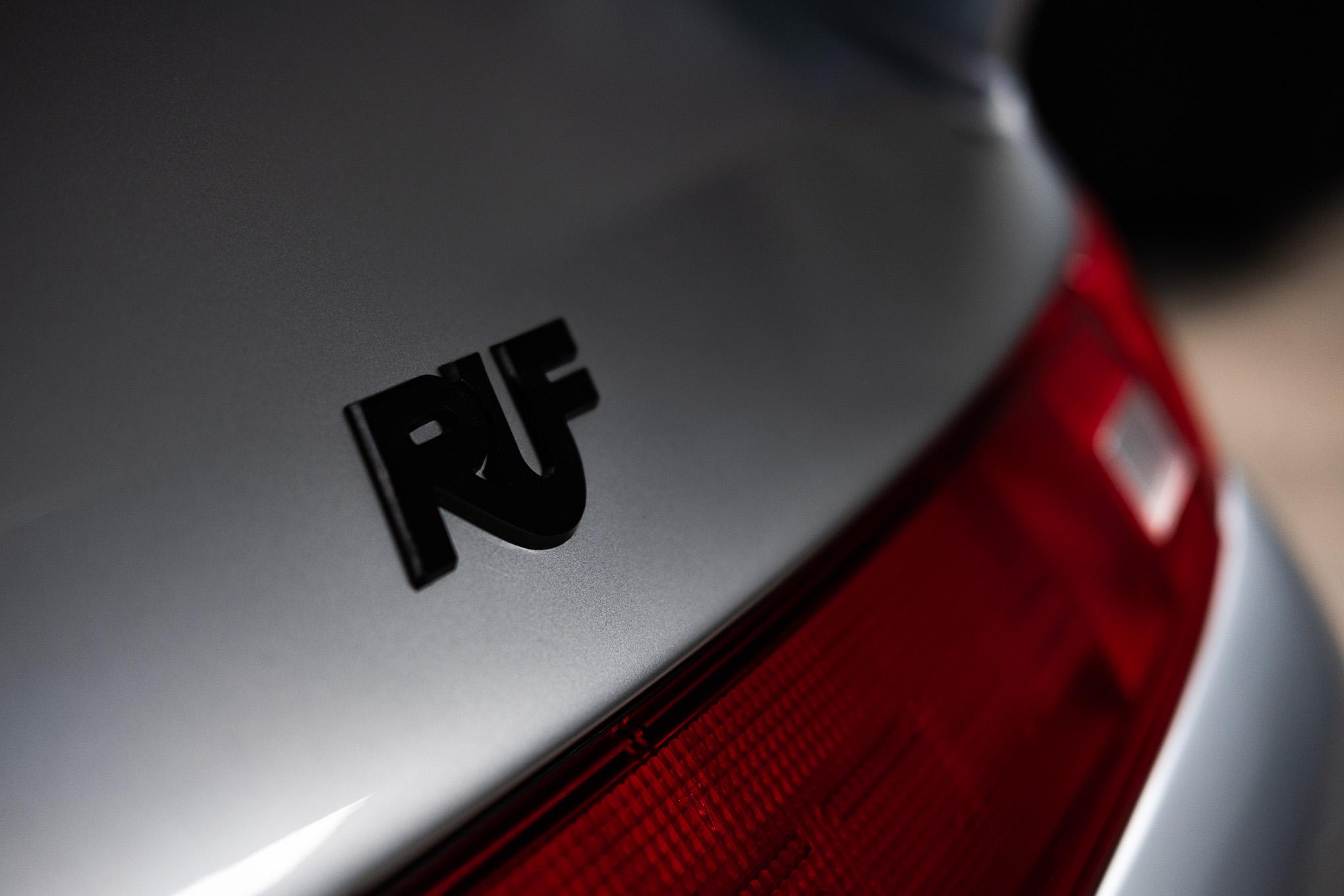 1997 RUF CTR2