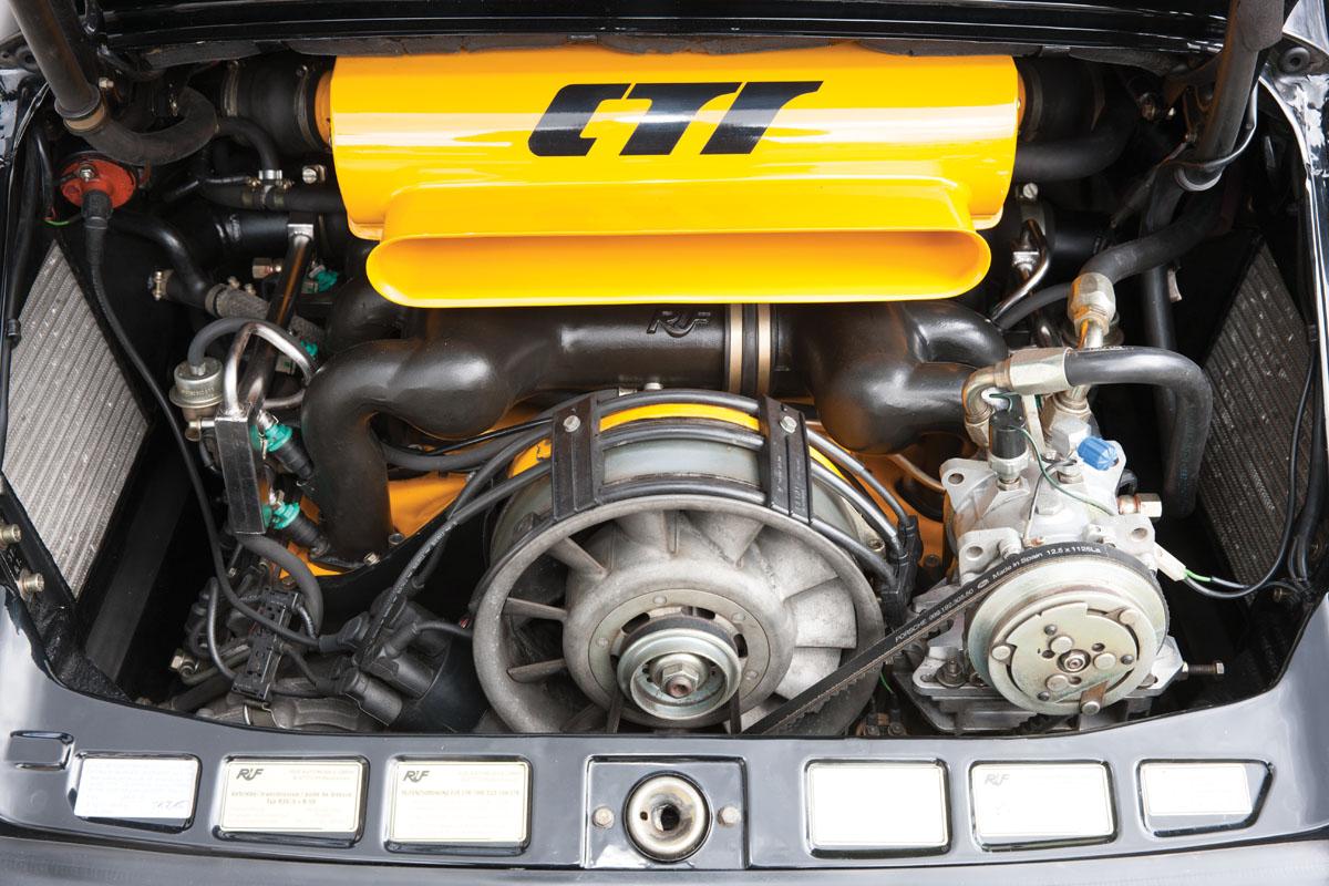 1988 Porsche 930 RUF CTR Conversion