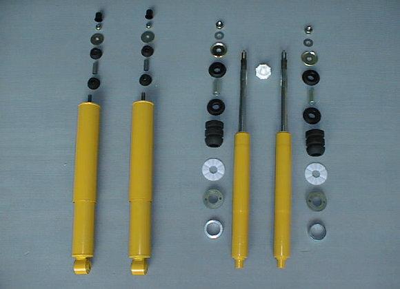 RUF KONI Suspension - 911/930 Series