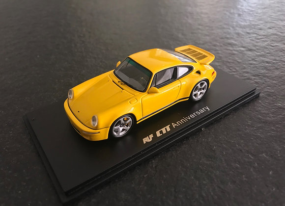 RUF CTR Anniversary 1:43 Scale Model