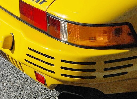 RUF CTR Rear Bumper for 911 Carrera Models with Vents