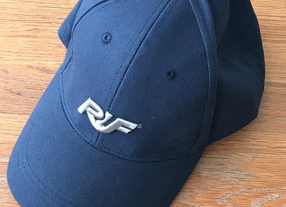 Blue RUF Cap with Silver Logo