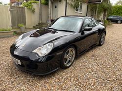 2004 Porsche 911 996 Turbo S Tiptronic