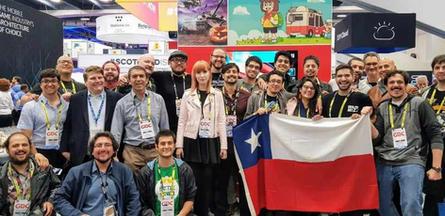 Delegación Chilena GDC 2019.jpg