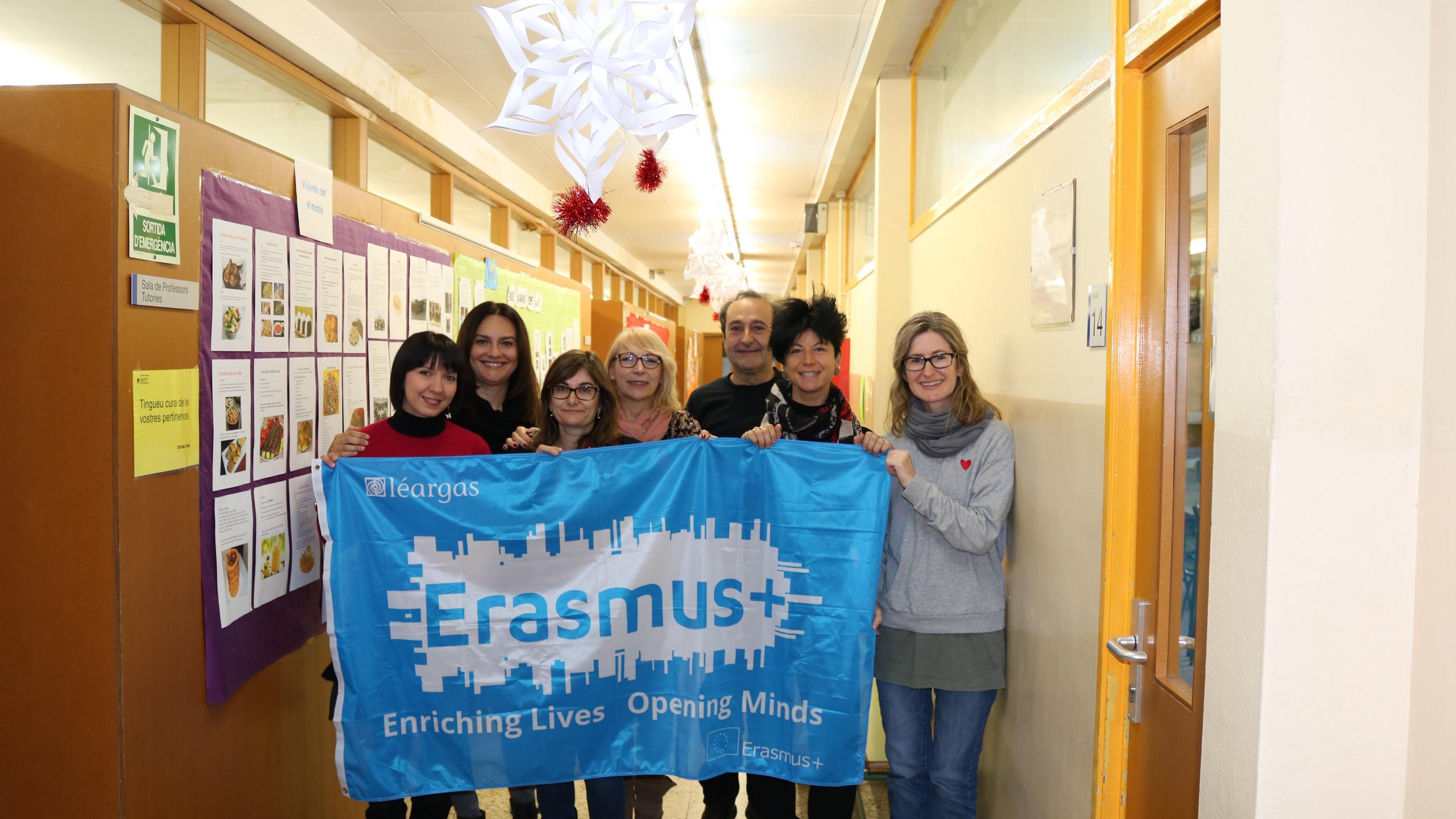 Visita ERASMUS+