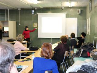 Visita ERASMUS+: D'Itàlia al CFA Rius i Taulet.