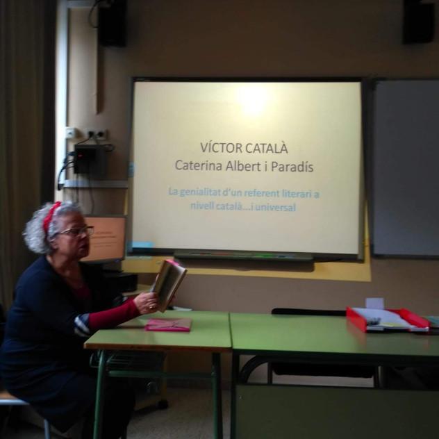 Xerrada Victor Català