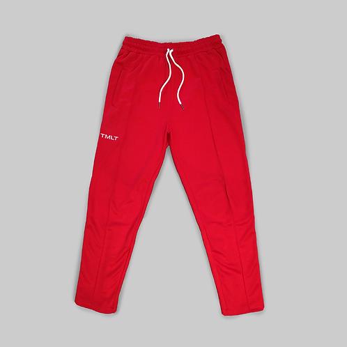 Track Pants Vermelha