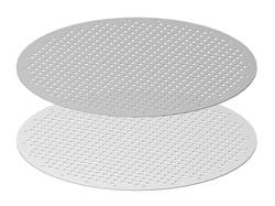 Dual Flow Trays