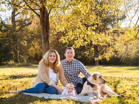 Family Photographer Chapel Hill NC | Tips for Incorporating Pets into Your Photos