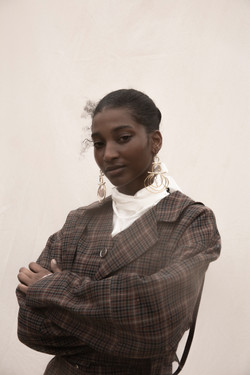 MUA: Chantal Amari