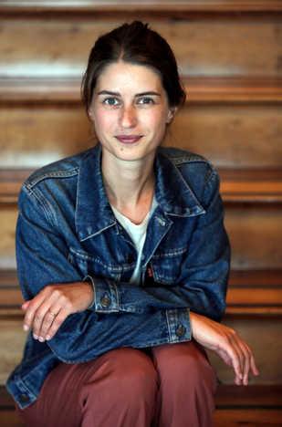 Coordinadora General Kopernikus Lab y Profesora Electivo - Barbara Elmudesi