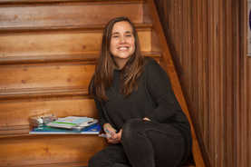 Profesora Segundo Ciclo - Paulina Spencer