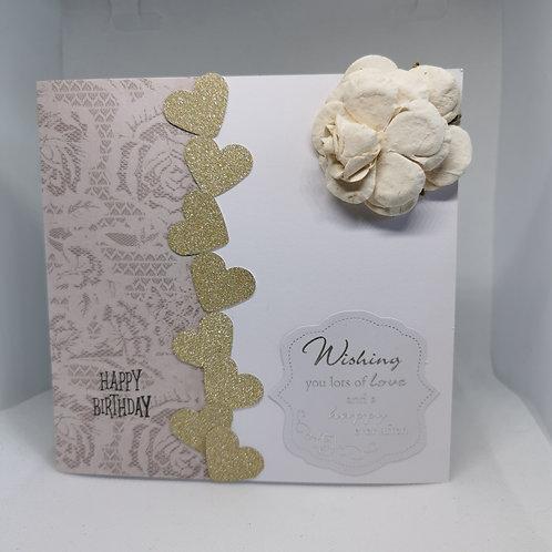 Happy Birthday White Rose