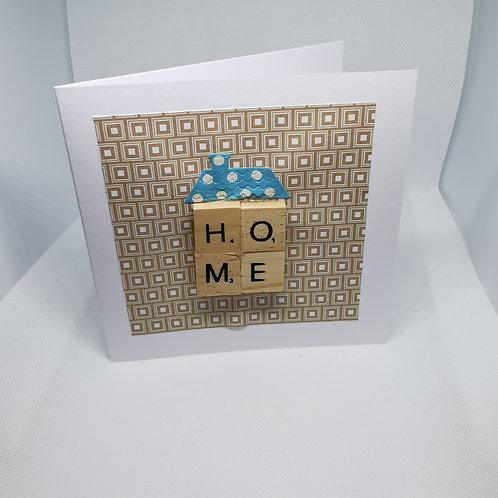 Scrabble New Home