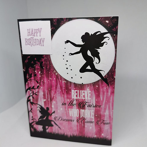 Fairy-tale Happy Birthday