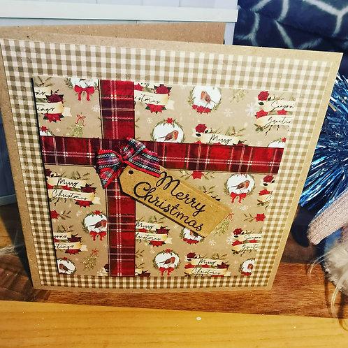 A Christmas Gift Robins