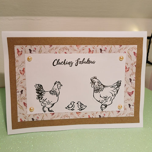 Clucking Fabulous Hens