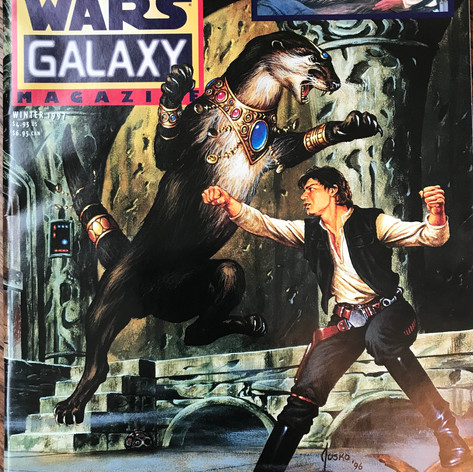 Star Wars Galaxy #10, Winter 1997
