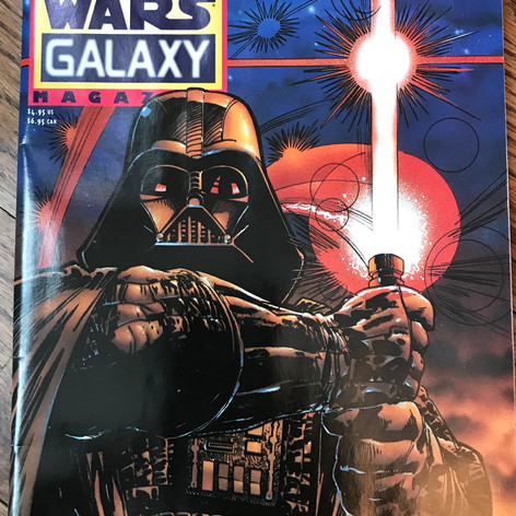 Star Wars Galaxy #11, Spring 1997