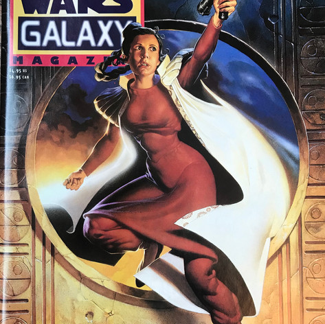 Star Wars Galaxy #12, Summer 1997