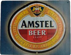 33 - AMSTEL - R$ 9,00