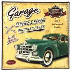 38 - GARAGE - R$ 9,00