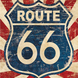 13 - ROUTE 66 - R$ 12,00