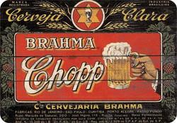 36 - CHOPP BRAHMA - R$ 9,00
