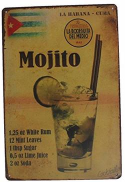 01 - MOJITO - R$ 9,00