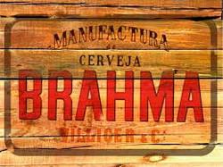 27 - BRAHMA RETRÔ - R$ 9,00