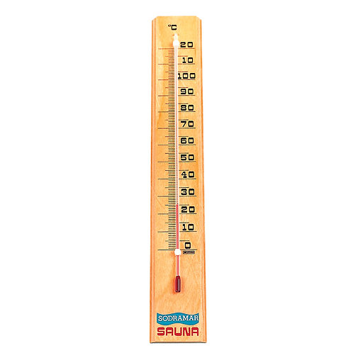 Termômetro Sauna Seca Sodramar