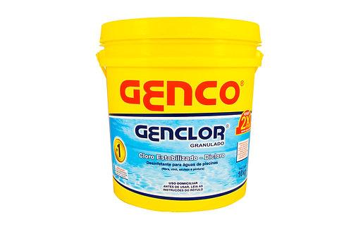 Cloro Genclor 10KG