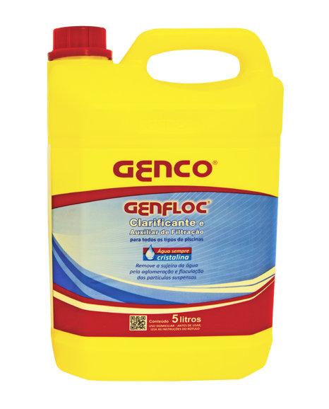 Genfloc Clarificante Genco 5L