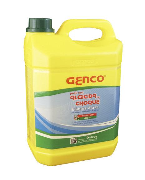 Algicida Choque Genco 5L