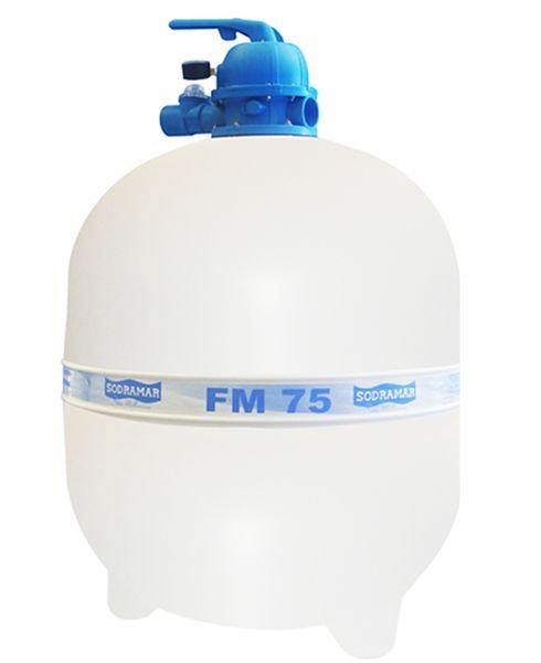 Filtro FM-75 Sodramar
