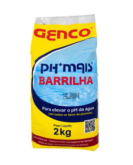 Barrilha Genco 2KG