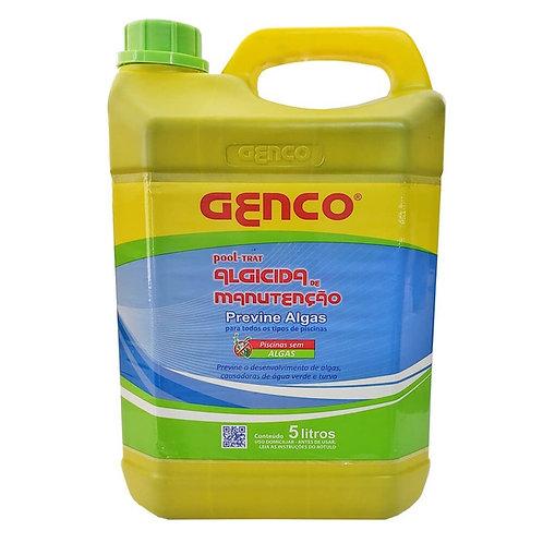 Algicida de Manutenção 5L Genco